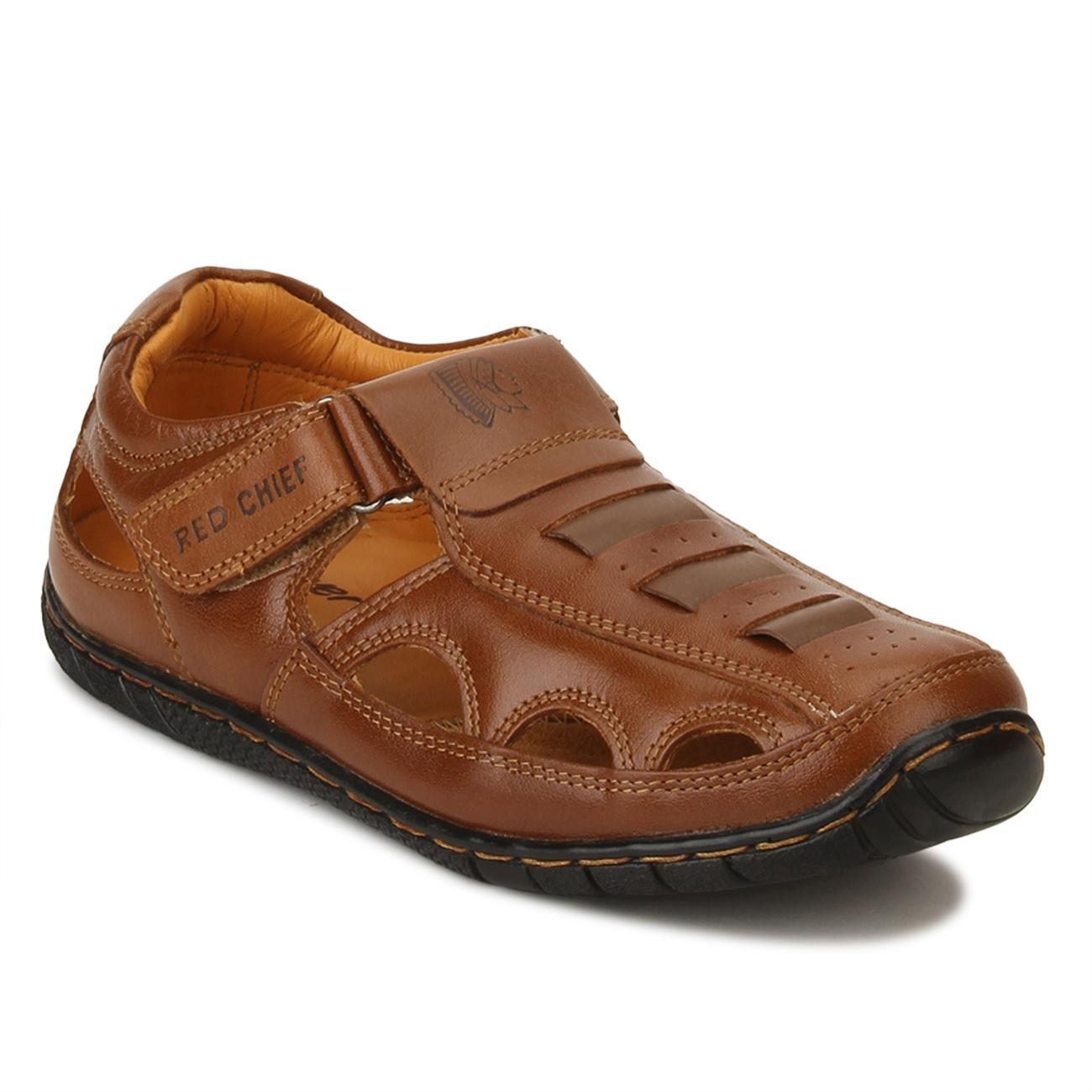 6392e5fa2 Leather Sandals For Men